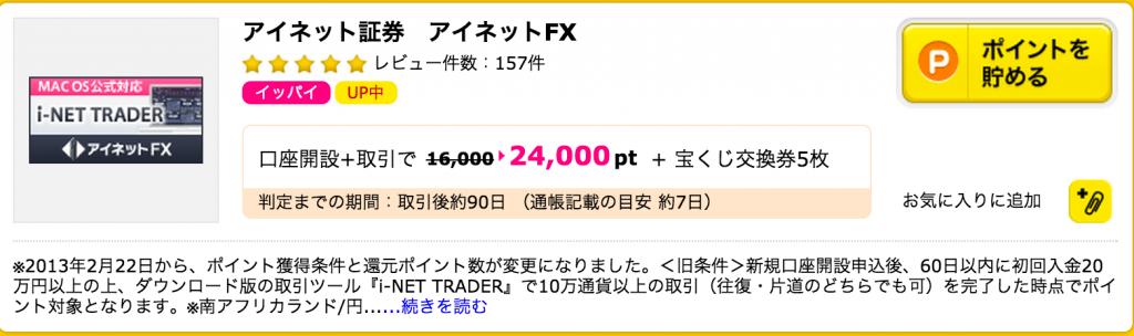 FX・CFD・先物取引関連の利用がもっとお得になるポイントサイト___ハピタスは高還元で交換先多数!