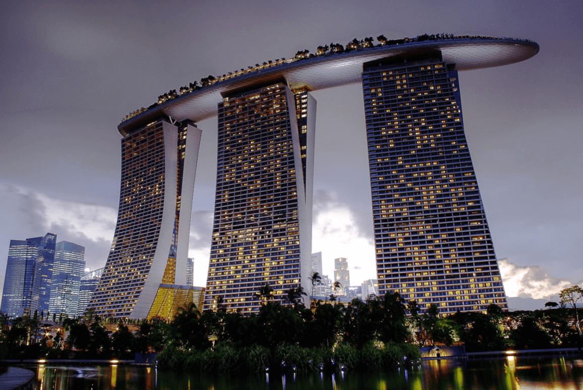 シンガポールの富豪に聞いたビジネスの作り方とトレードのコツ。
